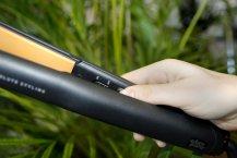 Glam Palm GP201AS Glätteisen Praxistest - Inbetriebnahme